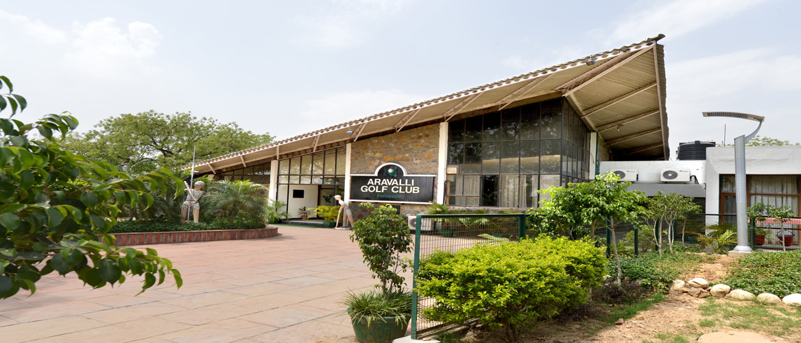 Aravalli Golf Course
