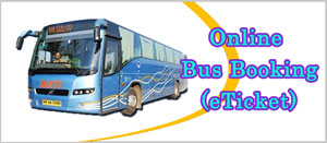 Online Bus Booking Ticket